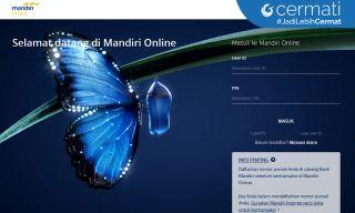 Mandiri Online Mobile Banking Bank Mandiri Dan Cara Aktivasinya Cermati Com