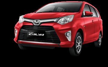 Simulasi Kredit Toyota Calya Promo Dp Harga Cicilan Murah Cermati