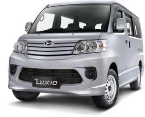 Simulasi Kredit Daihatsu Luxio Promo Dp Harga Cicilan Murah Cermati Com