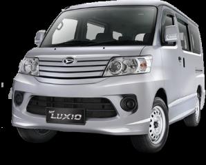 Simulasi Kredit Daihatsu Luxio Promo Dp Harga Cicilan Murah