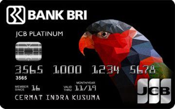 Kartu Kredit Bri Jcb Platinum Cermati Com