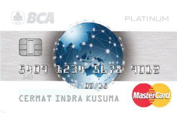 Kartu Kredit Bca Platinum Mastercard Cermati Com