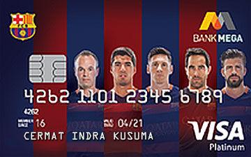 Kartu Kredit Mega Barca Card Cermati Com