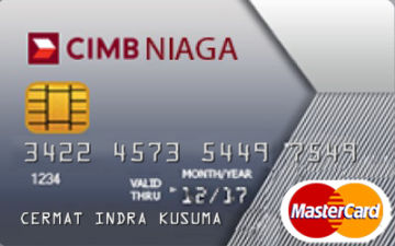 Kartu Kredit Cimb Niaga Mastercard Classic Cermati Com
