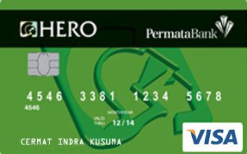 Kartu Kredit Permata Hero Classic Visa Cermati Com