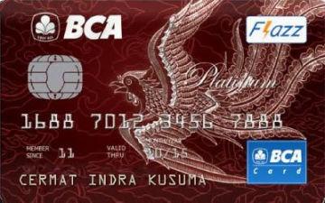 Kartu Kredit Bca Platinum Batik Cermati Com