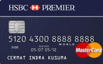 Kartu Kredit Hsbc Premier Mastercard Cermati Com