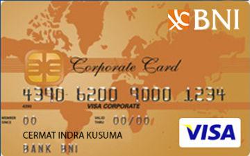 Kartu Kredit Bni Corporate Card Gold Cermati Com