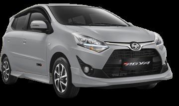 Simulasi Kredit Toyota Agya Promo Dp Harga Cicilan Murah Cermati