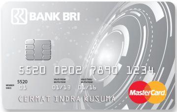 Kartu Kredit Bri Easy Card Cermati Com