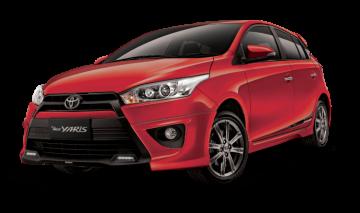 Simulasi Kredit Toyota Yaris Promo Dp Harga Cicilan Murah Cermati