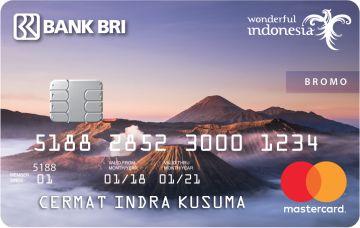 Kartu Kredit Bri Wonderful Indonesia Cermati Com