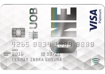 Kartu Kredit UOB One Card