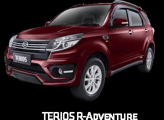 Simulasi Kredit Daihatsu Terios Promo Dp Harga Cicilan Murah