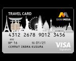 Kartu Kredit Mega Travel Card
