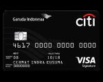 Kartu Kredit Garuda Indonesia Citi Card