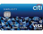 Kartu Kredit Citi Simplicity+