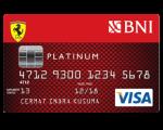 Kartu Kredit BNI Ferrari Credit Card