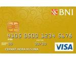Kartu Kredit BNI Visa Gold