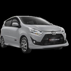 Kredit Mobil Toyota Agya Toyota Agya 1.0 G Bensin M/T
