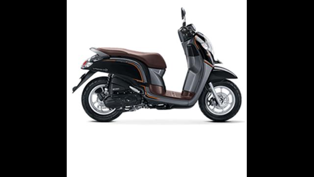 Kredit Motor Honda Scoopy Fi Stylish Esp Cermati