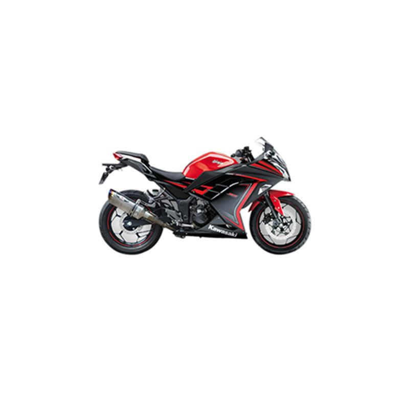 Kredit Motor Kawasaki Ninja 250 SE Beet Performance