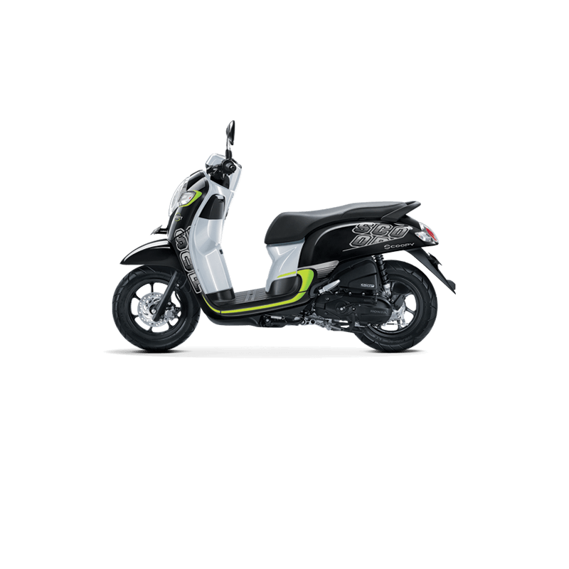Kredit Motor Honda Scoopy FI Sporty eSP - Cermati