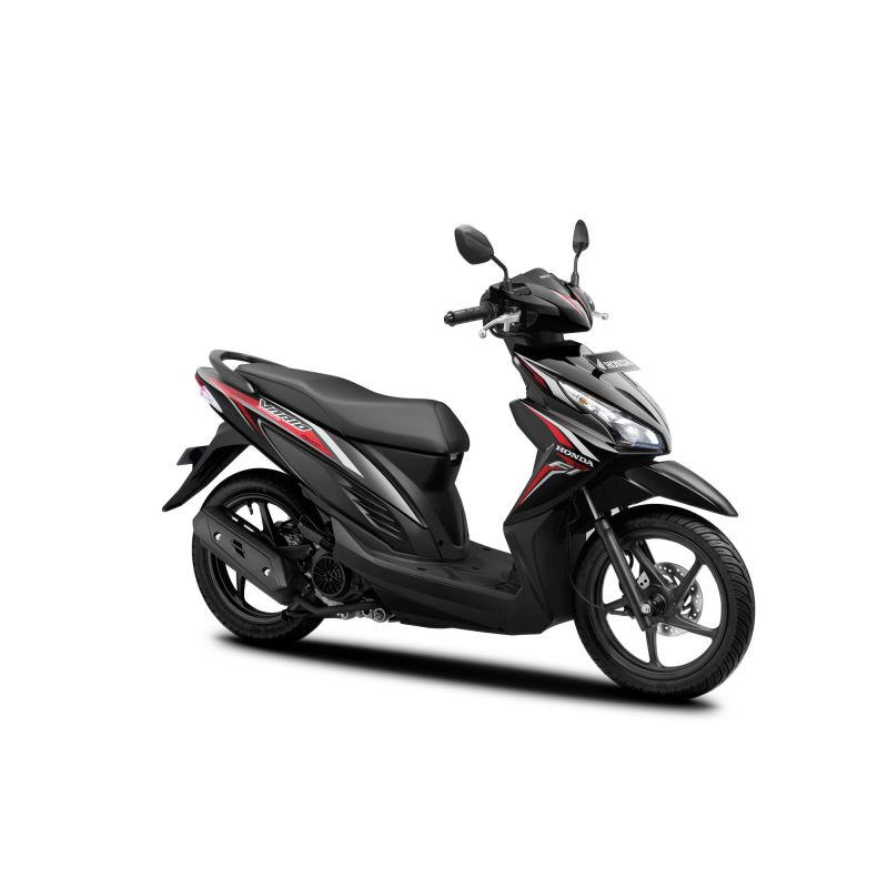 kredit motor honda vario 110 esp cbs iss cermati. Black Bedroom Furniture Sets. Home Design Ideas