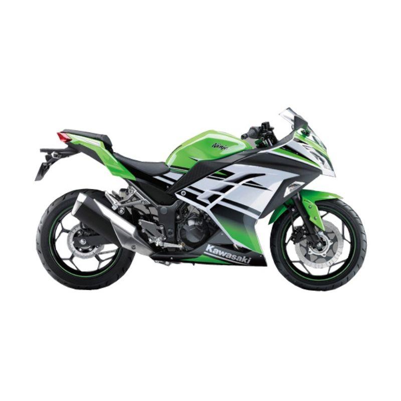 Kredit Motor Kawasaki Ninja  Rr New
