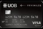 Kartu Kredit UOB PRVI Miles