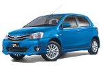 Kredit Mobil Baru Toyota Etios Valco