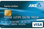 Kartu Kredit ANZ Kartu Cicilan