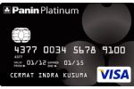 Kartu Kredit Panin Platinum Card
