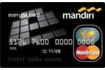 Kartu Kredit Mandiri Everyday Card