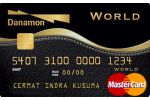 Kartu Kredit Danamon World Card