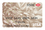 Kartu Kredit HSBC Gold Card