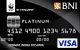 Kartu Kredit BNI-WWF Card Platinum