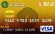 Kartu Kredit BNI-Universitas Mulawarman Card Gold