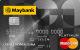 Kartu Kredit Maybank MasterCard Platinum