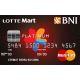 Kartu Kredit BNI-LOTTEMart Card Platinum