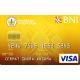 Kartu Kredit BNI-Universitas Tanjungpura Card Gold