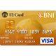 Kartu Kredit BNI-UI Card Gold