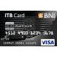 Kartu Kredit BNI-ITB Card Platinum