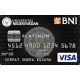 Kartu Kredit BNI-Universitas Negeri Medan Card Platinum