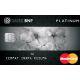 Kartu Kredit Bank BNP MasterCard Platinum