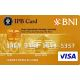 Kartu Kredit BNI-IPB Card Gold