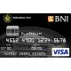 Kartu Kredit BNI-Pancasila Card Platinum