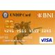 Kartu Kredit BNI-UNDIP Card Gold
