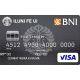Kartu Kredit BNI-ILUNI FE UI Card Platinum