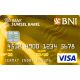Kartu Kredit BNI-Bank SumselBabel Card Gold